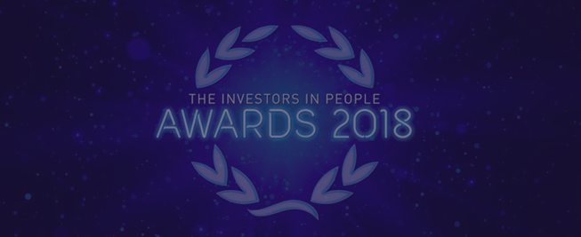GRAHAM Shortlisted for IIP Award