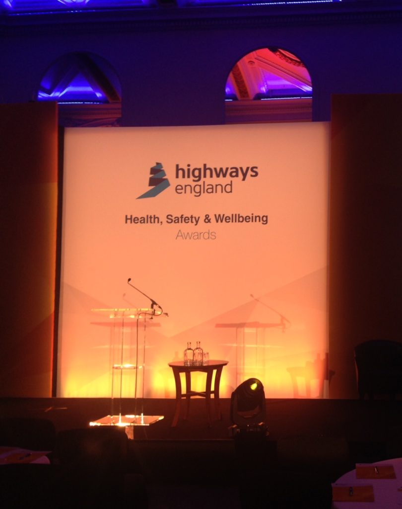 GRAHAM honoured by Highways England for Health & Wellbeing Initiative