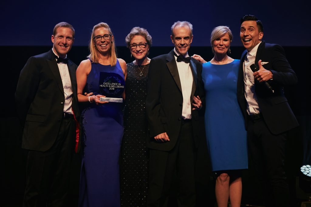 GRAHAM wins IIP Excellence in Health & Wellbeing Award 2018